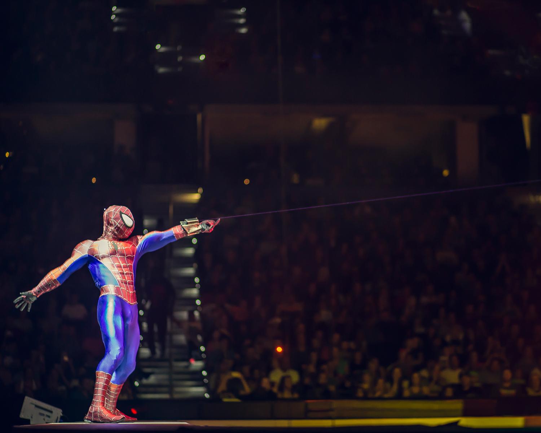 Marvel Universe Live! Milano Supereroi in azione