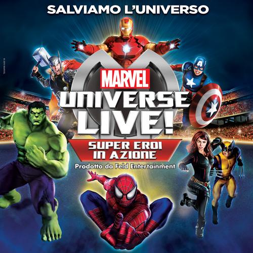 Marvel Universe Live! - Supereroi in Azione