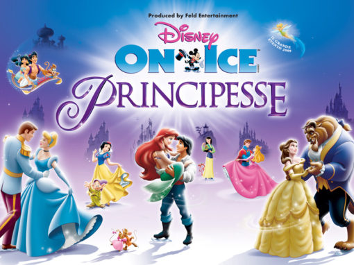 Disney On Ice – Principesse