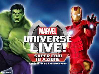 Marvel Universe Live! – Supereroi in Azione