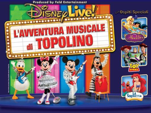 Disney Live – L'avventura musicale di topolino