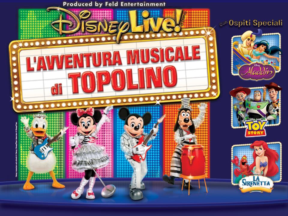 Disney On Ice - Facciamo Festa!