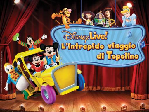 Disney Live – L'intrepido viaggio di Topolino
