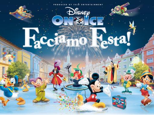 Disney On Ice – Facciamo Festa!