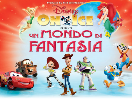 Disney On Ice – Un Mondo Di Fantasia