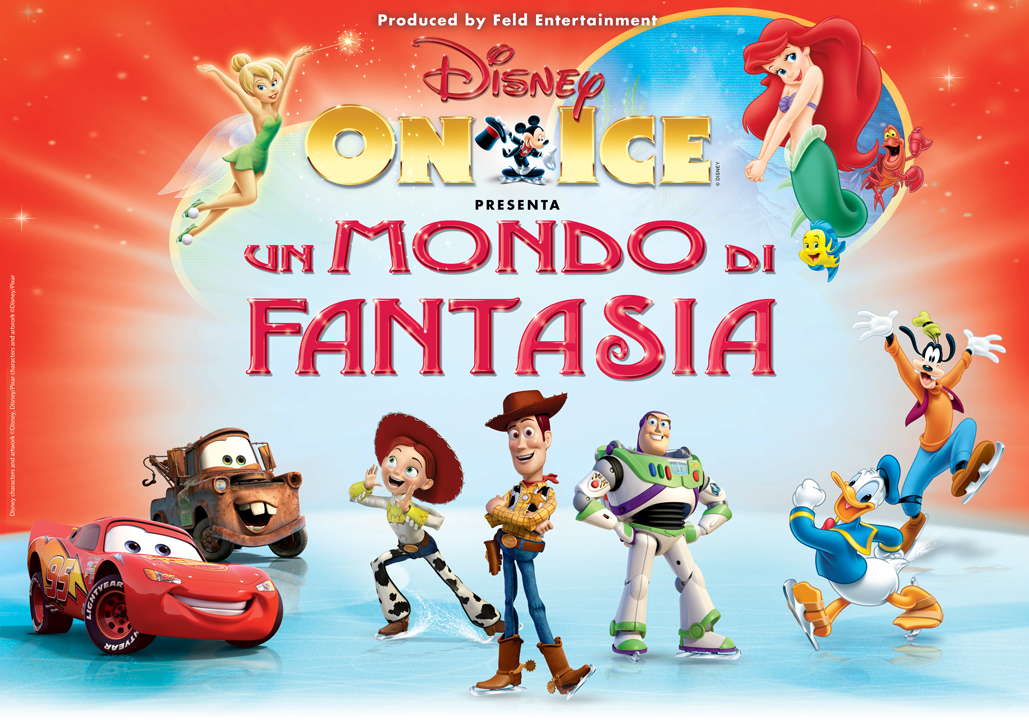 Disney On Ice - Un Mondo Di Fantasia