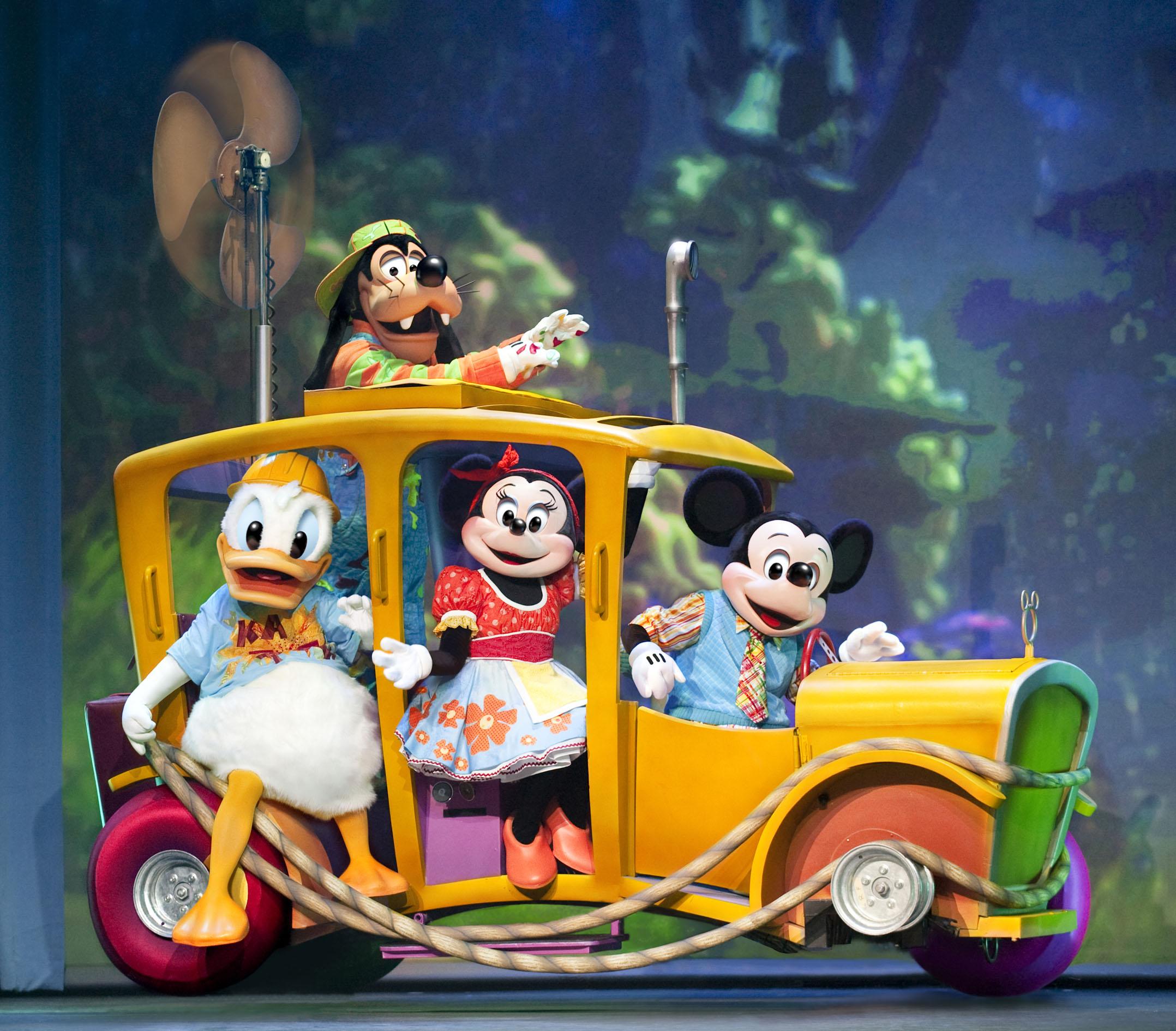 Disney On Ice Facciamo Festa!