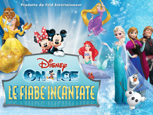 Disney on Ice! – Le Fiabe Incantate